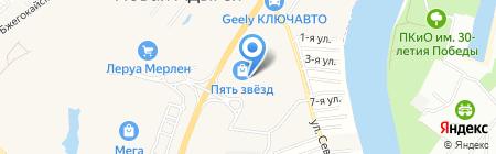 KERASOL на карте Краснодара