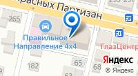 Компания Постер дизайн PR на карте