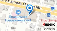 Компания DNK на карте
