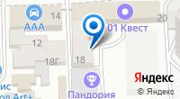 Компания ТеплоМаркет на карте