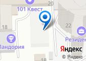 ПАНАИР на карте