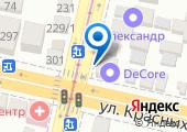 МЕГАКРОСС на карте