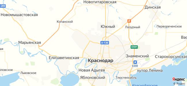121а автобус в Краснодаре