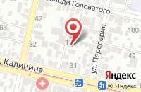 Схема проезда до компании СпецТех в Хабаровске