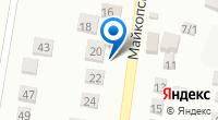 Компания Парикмахерская на Майкопской (Яблоновский) на карте