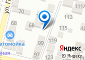 Юг-ЛЕНТА-ТЕКС на карте