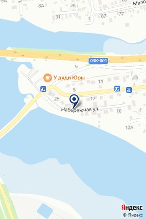 КАФЕ ЮЖНАЯ ПРИСТАНЬ на карте Тимашевска