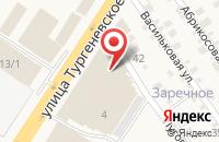 Схема проезда до компании Спайдер в Краснодаре