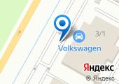 Юг-Авто на карте