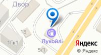 Компания АЗС Интергал на карте