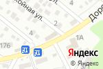 Схема проезда до компании Авто-моторс в Яблоновском