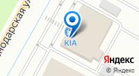 Компания Юг-Авто на карте