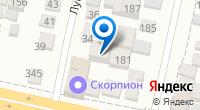 Компания гостевой дом *купеческий* на карте