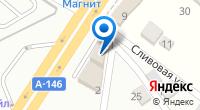 Компания АМПО-ЗАПЧАСТИ на карте