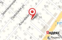 Схема проезда до компании ARMADA Lasertag во Владимировке