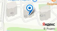 Компания In-touch на карте