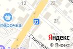 Схема проезда до компании KAZANOV.A. в Перекатном