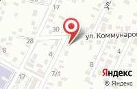 Схема проезда до компании Восточно-Турецкий Гипс Маркетинг в Перекатном