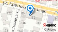 Компания Прохлада 23 - Системы кондиционирования и отопления,  продажа и монтаж на карте