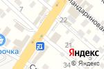 Схема проезда до компании Мебельсова в Перекатном