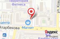 Схема проезда до компании Мой Край - Деловая Кубань в Краснодаре