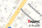 Схема проезда до компании Профи-Т в Перекатном