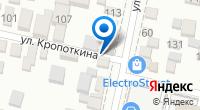 Компания Полиграфические материалы на карте