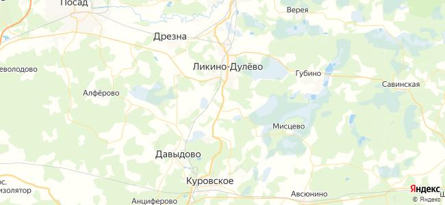 22 маршрутка в Орехово-Зуево