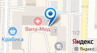 Компания Микрозайм на карте