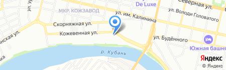 КИПторг на карте Краснодара