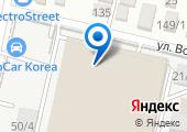 Специализированное предприятие ритуальных услуг г. Краснодар на карте