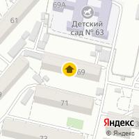 Световой день по адресу Россия, Краснодарский край, Краснодар, улица Гагарина, 69
