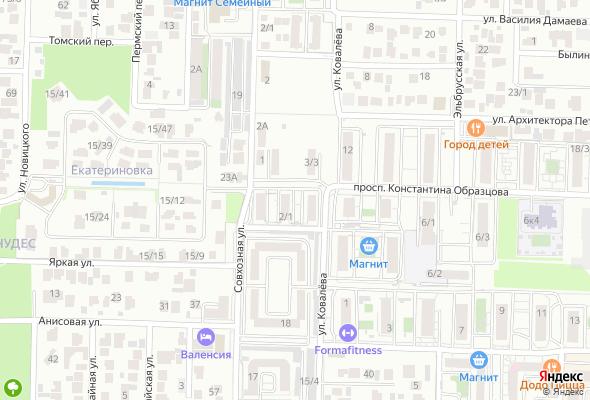 купить квартиру в ЖК Янтарный-1