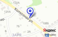 Схема проезда до компании ЗАВОД СТЕНОВЫХ МАТЕРИАЛОВ в Тимашевске