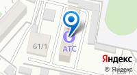 Компания Гипросвязь на карте