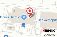 Схема проезда до компании Суши Весла в Краснодаре