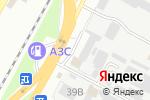 Схема проезда до компании Перкон в Яблоновском