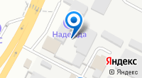 Компания Split93 на карте