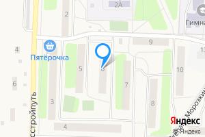 Двухкомнатная квартира в Ликино-Дулёво Орехово-Зуевский г.о., Ликино-Дулёво, ул. Степана Морозкина, 6
