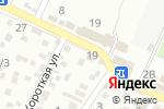 Схема проезда до компании Магазин в Яблоновском