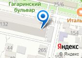 Администрация Прикубанского внутригородского округа г. Краснодара на карте