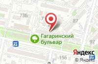 Схема проезда до компании Апрель-Агро в Краснодаре