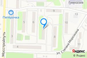 Снять двухкомнатную квартиру в Ликино-Дулёво ул Степана Морозкина, 7