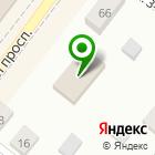 Местоположение компании МУП ПРОЕКТНО-ПЛАНИРОВОЧНОЕ БЮРО