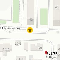 Световой день по адресу Россия, Краснодарский край, Краснодар, улица Симиренко, 43