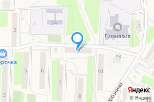 Двухкомнатная квартира в Ликино-Дулёво Орехово-Зуевский г.о., Ликино-Дулёво, ул. Степана Морозкина, 9