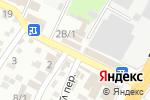 Схема проезда до компании Фаббрис в Яблоновском