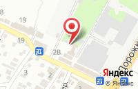 Схема проезда до компании Производственно-торговая компания в Яблоновском