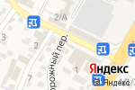 Схема проезда до компании Tele2 в Яблоновском