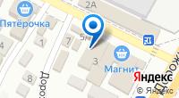 Компания Обновка на карте